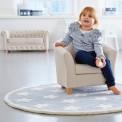 Sofá Chester Infantil Beige Kids Concept