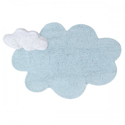 Alfombra Puffy Dream Azul Lorena Canals
