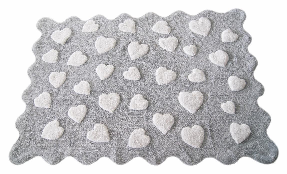 Galleta Corazón Grey