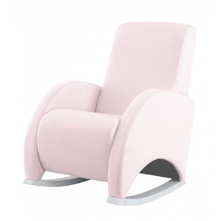 Confort Tela Rayas Rosa