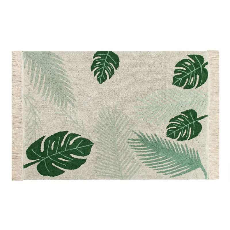 Alfombra Tropical Green Lorena Canals